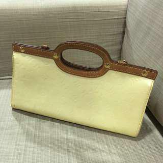 Louis Vuitton Vernis Roxbury Bag