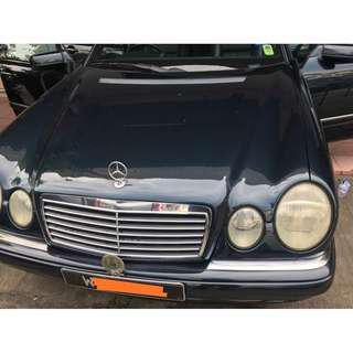 1998 Mercedes Benz E240 2.4 (A) (CBU)