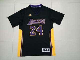 NBA Lakers Kobe Hollywood Night jersey 球衣波衫
