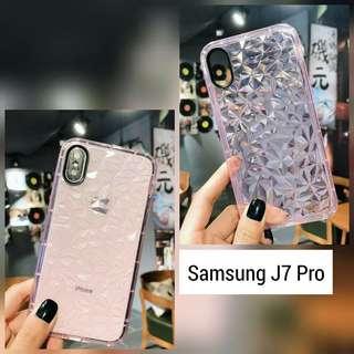 Pink Diamond Shockproof Case