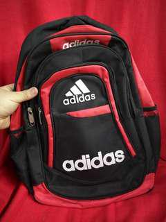 Not original Adidas backpack travel bag school bag laptop bag