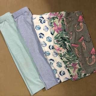 Preloved pambahay capris/leggings