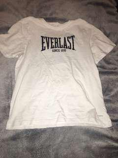 White everlast top