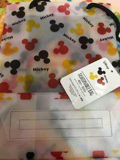 Disney Mickey 袋