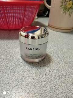 Laneige Time Freeze Firming Sleeping Mask 60ml.     #GOGOVAN50