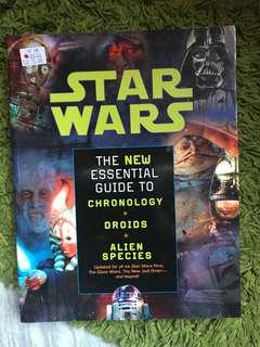 Star Wars - The New Essential Guide To : Chronology
