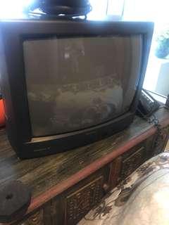 Toshiba 21 inch colour tv