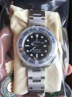 BNIB Rolex Sea Dweller SD4000 - 116600