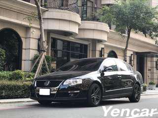 FB搜尋【阿彥嚴選認證車-Yencar】2010 Passat TSI 1.8 黑、中古車、二手車、全額貸、車換車