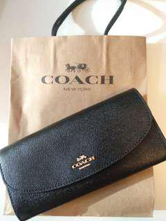 Brand new Coach Black wallet
