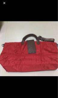 Cabin size foldable bag