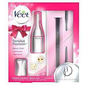 GIFT PACK!! Veet Beauty stylus w HD eyebrow pencill!!