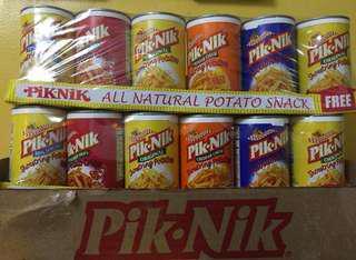 Piknik 6pcs/pack