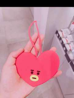 【Korea Buying Service】BTS Line Friends x BT21 Luggage Tag