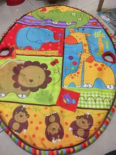 Baby Playmat, Playgym