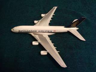 🈹🈹🈹Singapore Airlines A380 飛機模型