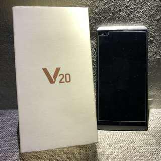 LG V20 Titan SPOILT