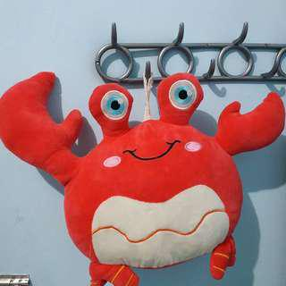 Crab Stuffed Toy for Kids