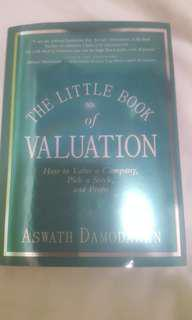 [Investments] The Little Book of Valuation by Aswath Damodaran