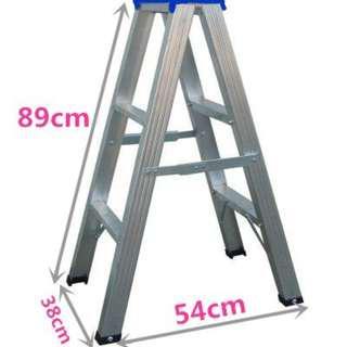 宅配免運費.雙A 4尺鋁梯下標區.拿高物修繕換物就通通一次搞定