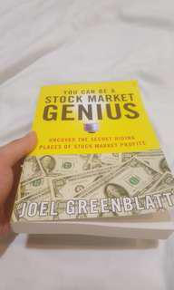 🚚 [Investments] You Can Be A Stock Market Genius by Joel Greenblatt