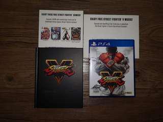 PS4 Street Fighter V / 5