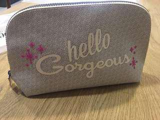 BN Benefit Cosmetics Pouch
