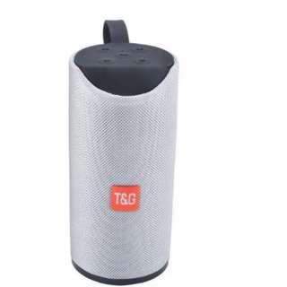 🚚 TG113音箱便携式户外迷你小音箱低音炮收音插卡 黑/灰