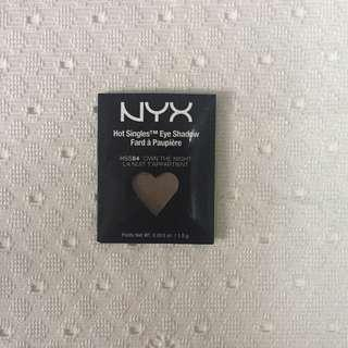 NYX Hot Singles Eye Shadow in code HSS84 #August75