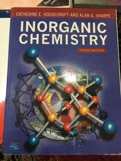Chemistry Reference Books (Degree level)