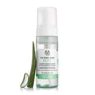 Facial Wash Foaming Aloe Vera - 150 ml