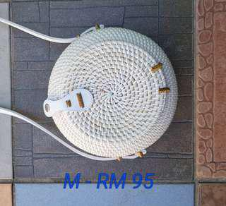 Handbag rotan lombok