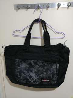 Eastpak messenger computer shoulder bag 迷彩 電腦 斜揹 袋