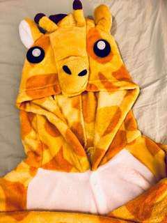 Giraffe Adult Onsie (New)