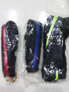 Brand new running belts in various colours