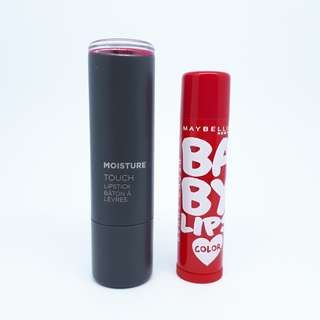 The Face Shop Lipstick + FREEBIE