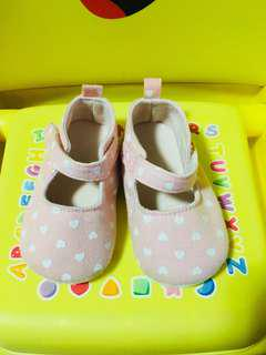 Crib Couture Pink Shoes Size 22