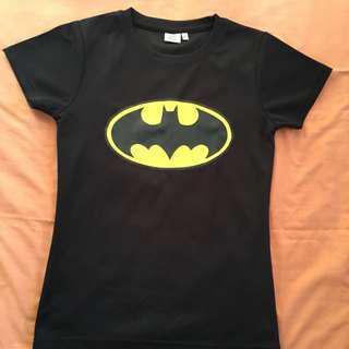 Batman Dri Fit Tshirt