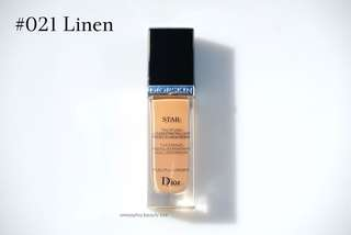 Diorskin star #021 foundation