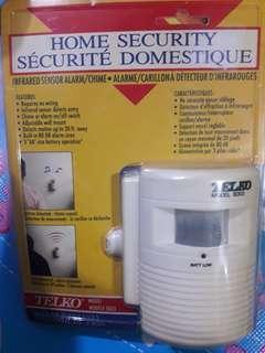 Alarm detector