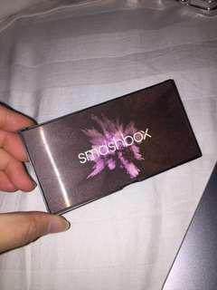 Smashbox Matte Eye Palette