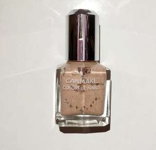 CANMAKE nail color