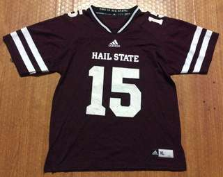 Adidas Hail State Jersey Authentic Women