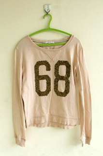 ESPRIT SEQUIN SWEATER