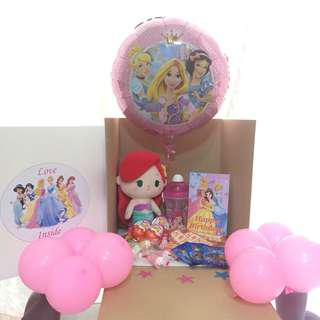 🚚 Princess Surprise Box Present Gift