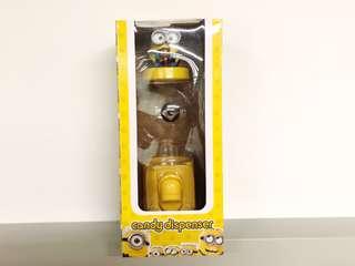 【MINIONS】日版 Minions 壞蛋掌門人 迷你兵團 扭糖機 A款 B款