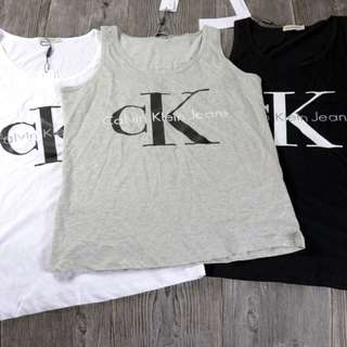 Calvin Klein Tank - 3 Colours