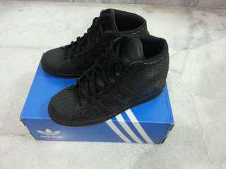 Authentic Adidas superstar up w