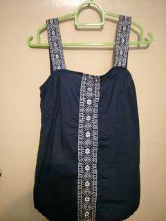 Brand new Asian style top