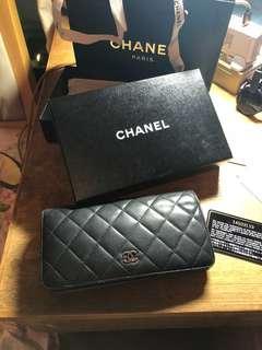 Chanel 長銀包